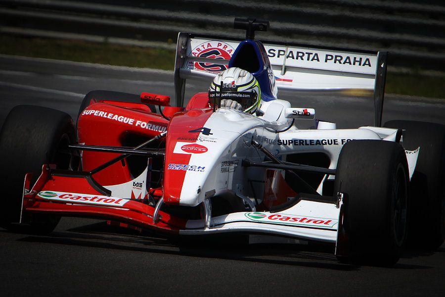 De raceauto