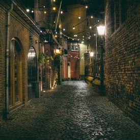 La rue Impériale sur Eus Driessen