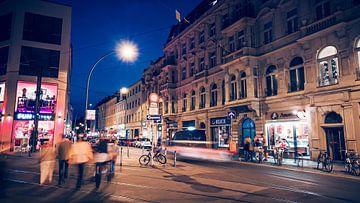 Berlin – Hackescher Markt / Oranienburger Strasse van Alexander Voss