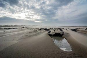 Storm op het strand 06