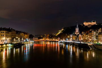 Lyon, Frankreich von Ivo de Rooij