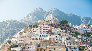 Amalfiküste in Italien (Positano) von Ektor Tsolodimos