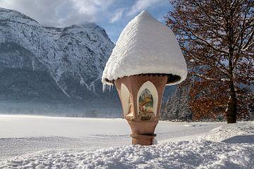 Bildstock / Materl in Nikolsdorf - Osttirol - Österreich