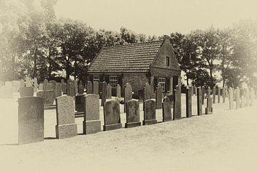 Alter Friedhof von Yvonne Smits