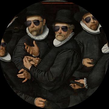 De Zes Waardijns van Marja van den Hurk
