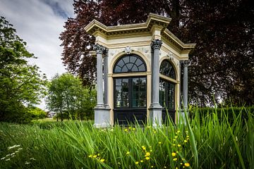 La maison de thé sur Max ter Burg Fotografie