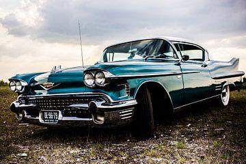 Cadillac coupe de ville von Esther Bax