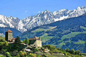 Tirol Castle van Gisela Scheffbuch