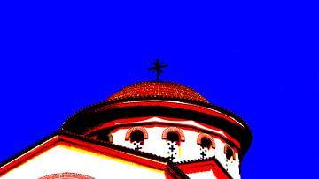 Griekse Kerk von Lonneke Klomp