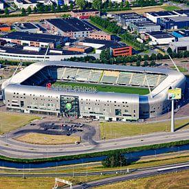 Luft Stadion ADO Den Haag von Anton de Zeeuw