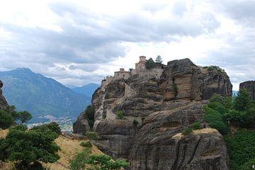 Meteora Klooster van Roy Koelewijn