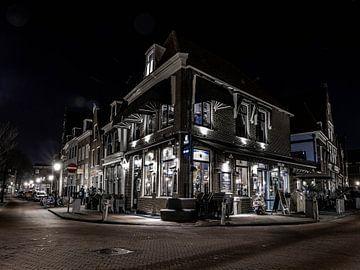 Café de Kade Hoorn sur FinePixel