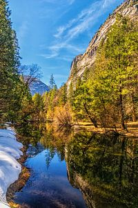 Yosemite Valley Mirror Lake