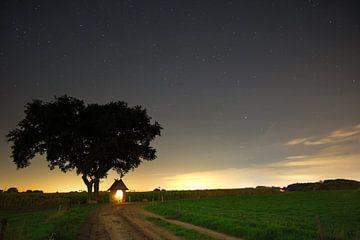 Mariakapel Zenderen sterrenhemel 1 van