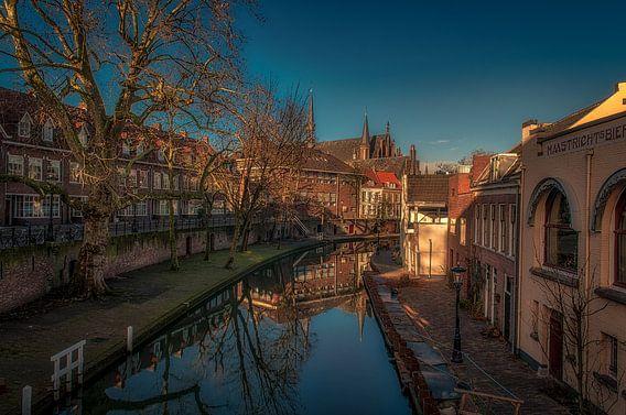Oude gracht, Utrecht van Robin Pics (verliefd op Utrecht)