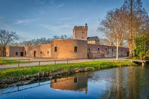Herkenbosch Kasteel Daelenbroek (1326) Midden Limburg Nederland, Hotel