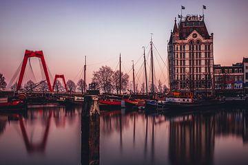 Oude Haven, Rotterdam von Colin Bax