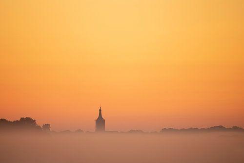 Hasselt (NL) before sunrise