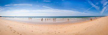 Praia da Ilha de Tavira van Victor van Dijk