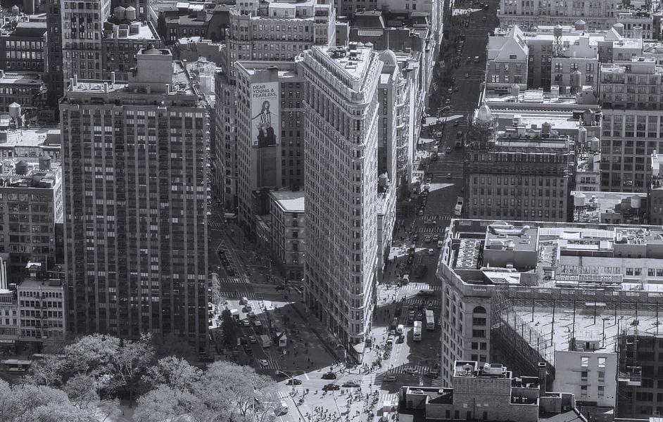 Flatiron Building New York City van Marcel Kerdijk