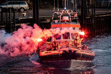 Rettungsboot George Dijkstra - KNRM Ter Heijde von Kevin Ratsma