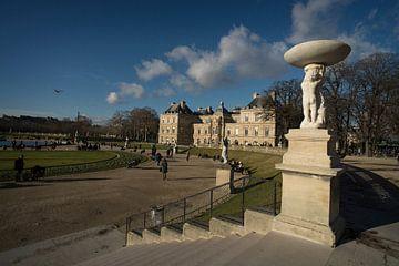 Jardin du Luxembourg, Parijs van Robert van Hall