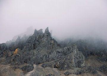 Iceland Klifatindur von Rick Ruskus
