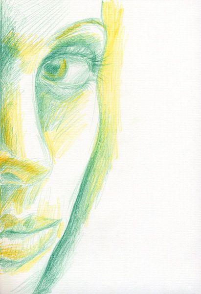 Face Forward 010211 van Eva van den Hamsvoort
