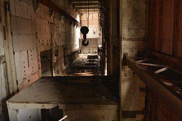 Reactor 6 van Dennis Brok