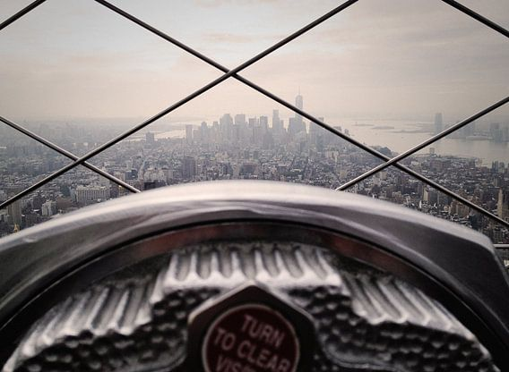 Classic New York view