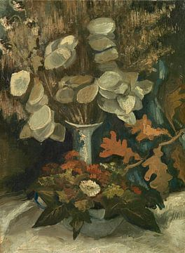 Vincent van Gogh, Vase with judaisms sur