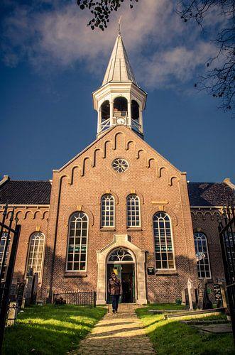 Hervormde kerk van Midsland op Terschelling