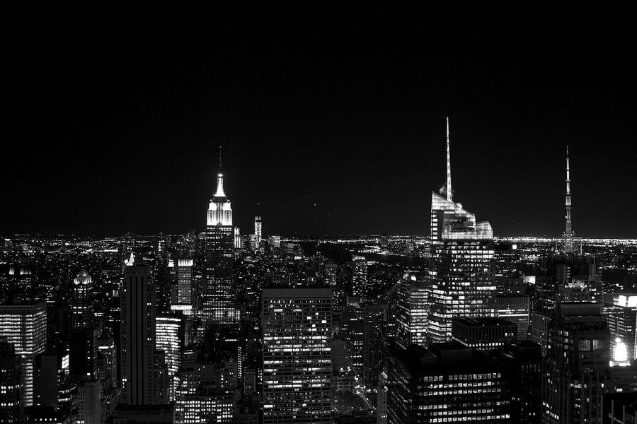 Manhattan B/W
