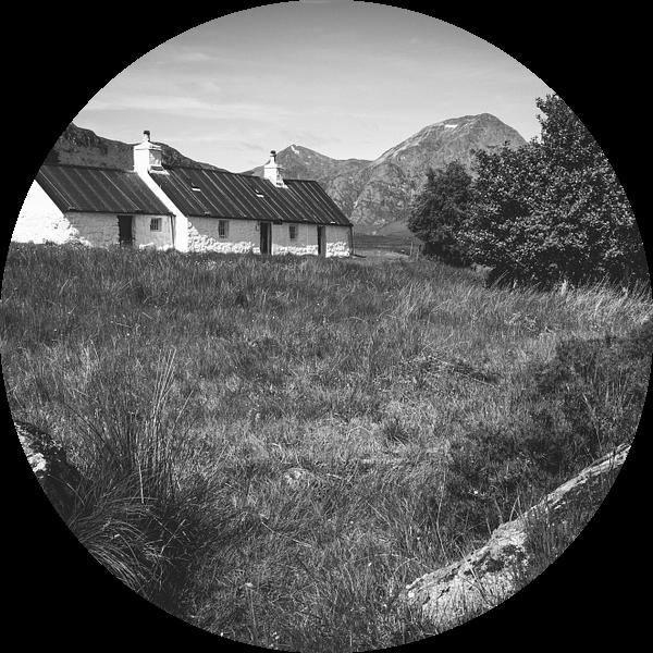 Black Rock Cottage von Jasper van der Meij