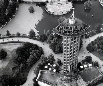 Rotterdam alter Turmzoo Blijdorp Architekt Sybold van Ravesteyn 1954 von Roel Dijkstra