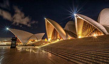 Das Opernhaus, Sydney von Arno Steeman