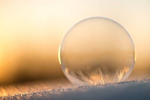 IJskoude bubbel van