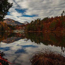 Tristachersee - Osttirol - Österreich von Felina Photography
