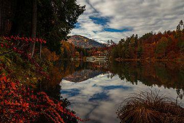 Tristachersee - Osttirol - Österreich