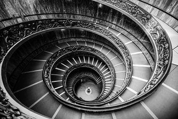 Vatikanisches Museum von Tom Bennink
