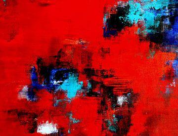 Feuerrot Nr.2 von Claudia Neubauer