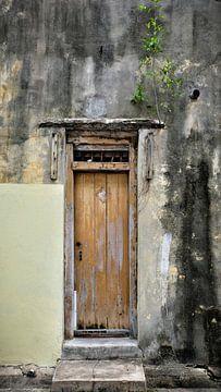 Türen von Penang von pixxelmixx