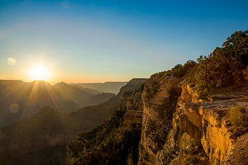 Sonnenaufgang am Grand Canyon von Mariska Kleij