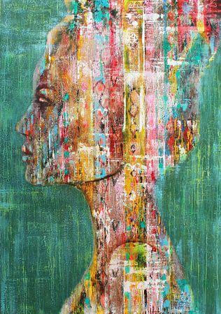 Ibiza mood van Atelier Paint-Ing