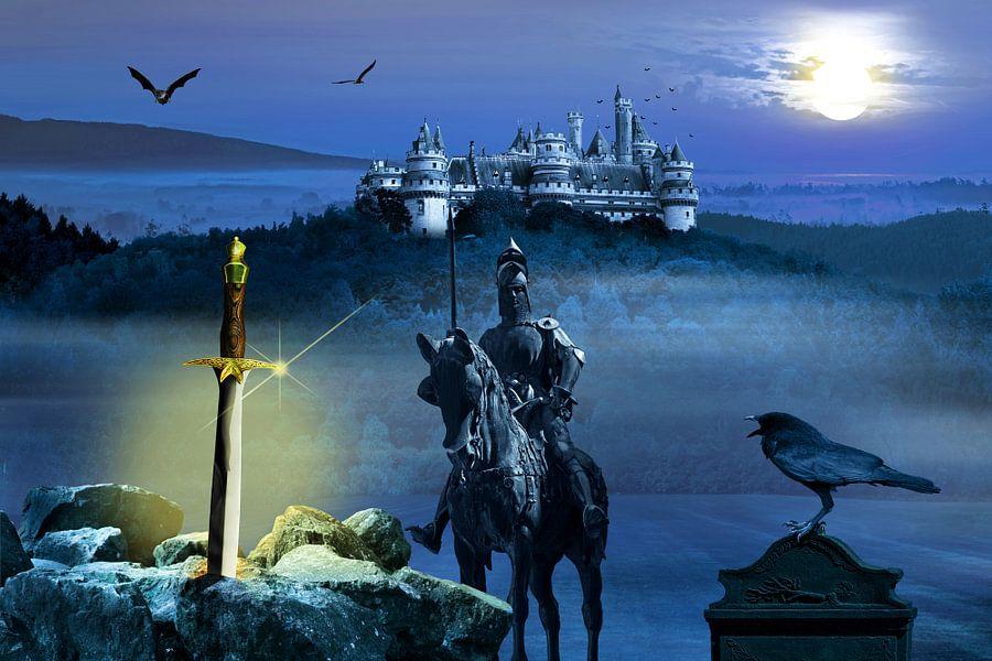 Camelot und das Schwert Excalibur von Monika Jüngling