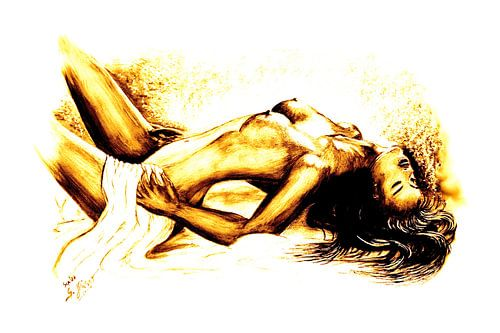 Golden Dreams Of Passion van