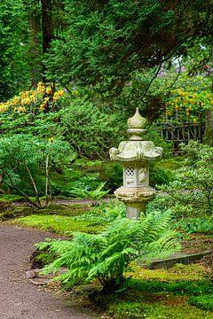 Japanischer Garten von Marly De Kok
