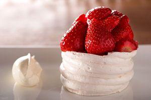 Aardbeien meringue van Igor Sens
