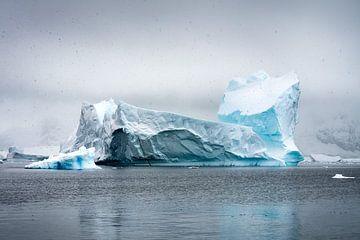 Antarctica 4 van Arjan Blok