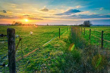 Hellendoornse platteland van Sven Wildschut